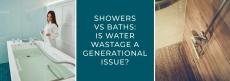 Is waterverspilling een generatiekwestie?